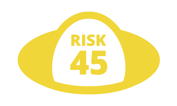 Risk graphic 45